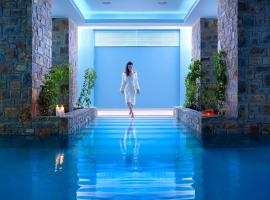 Filion Suites Resort & Spa, hotel with pools in Balíon