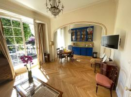 Nice Carré d'Or - Luxueux 2 Pièces, apartment in Nice