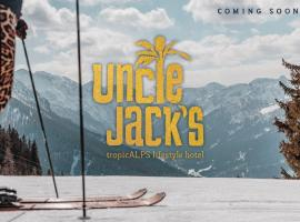 Uncle Jacks, hotel in Flachau
