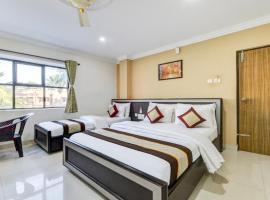 PLEASANT DAYS HOTEL, hotel near Chennai International Airport - MAA,