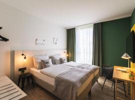 the niu Tab, hotel in Düsseldorf