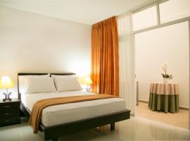 Hotel Casimena, отель в городе Йопаль