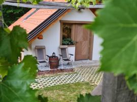 Vine Cottage Zagar, hotel v mestu Dolenjske Toplice