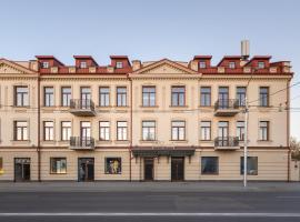 CALVARY Hotel & Restaurant Vilnius, ξενοδοχείο στο Βίλνιους