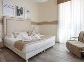 Hotel Olimpia, hotel in Forte dei Marmi