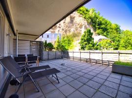 city terrace salzburg, accessible hotel in Salzburg