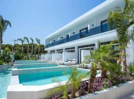 Vanik Suites, hotel near Filerimos, Kallithea Rhodes