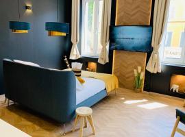 Suite Le CEZANNE, apartment in Aix-en-Provence