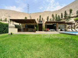 Casa chalet Barrientos, pet-friendly hotel in Huancayo