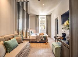 Hotel 77 Seventy-Seven - Maison D'Art Collection, family hotel in Rome