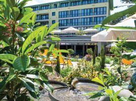 Sungarden Wellness & Family Hotel, hotel Siófokon