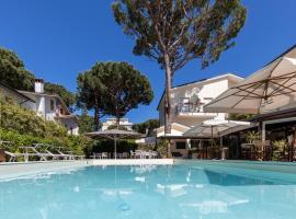 La Tavernetta, hotell i Marina Romea