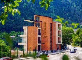 Borjomi Bridge Hotel