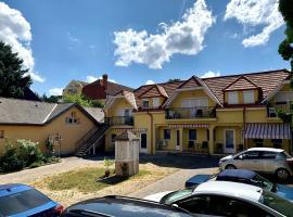 Gyula Villa, hotel poblíž významného místa Termální jezero Hévíz, Hévíz