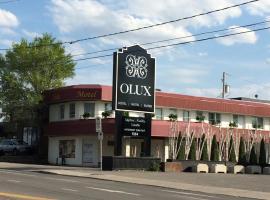 Olux Hotel-Motel-Suites, motel à Laval