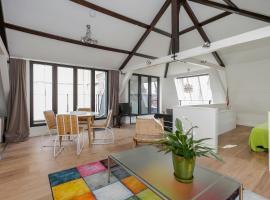 Heer & Meester Appartementen, apartment in Dordrecht