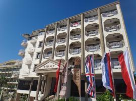 Temple Hotel, hotel in Didim