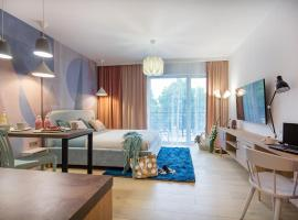 W&K Apartments - Joy Suite, apartment in Koszalin
