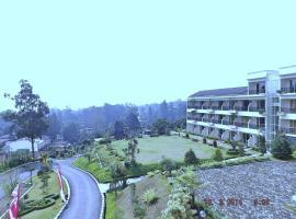 Casa Monte Rosa, hotel in Puncak