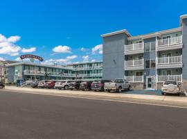 Le Voyageur - a Red Collection Hotel, hotel near Wildwood Boardwalk, Wildwood