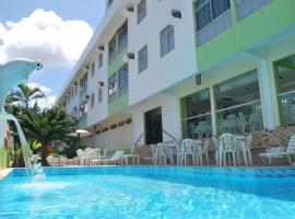Caravelas Apart Hotel, hotel in Pirangi do Norte