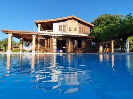 Pousada Hostel Vento Brasil, guest house in Cumbuco