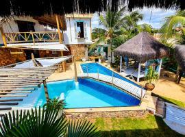 Pousada Lua de Charme, hotel near Fishermen Square, Canoa Quebrada