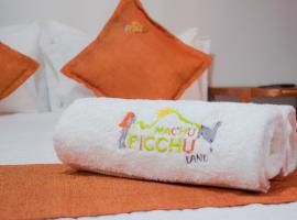 Machu Picchu Land, hotel in Machu Picchu
