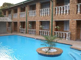 Emerald Guesthouse, hôtel  près de: Aéroport OR Tambo de Johannesbourg - JNB