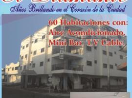 Hotel El Diamante, hotel en Barranquilla