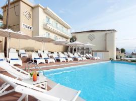 Melina Bay Boutique Hotel, hotell sihtkohas Kassiopi
