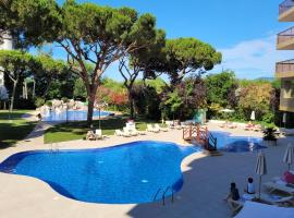 Hotel Beverly Park & Spa, hotel in Blanes