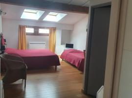 Les Galapians, hotel near Ardeche Gorges, Vinezac