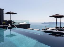 Kivotos Santorini, ξενοδοχείο στο Ημεροβίγλι