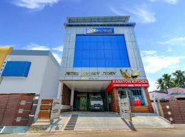 FabHotel Golden Swan Airport, hotel near Chennai International Airport - MAA, Chennai