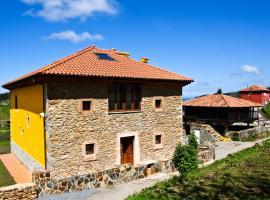 Casa Rural Los Sombredales, hotel near Asturias Airport - OVD,
