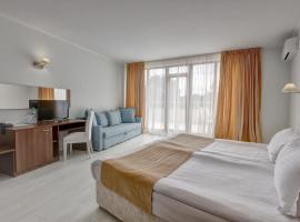 Hotel Continental, hotel in Golden Sands