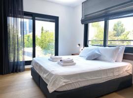 Urban Habitat Executive Suites, hotel in Nicosia