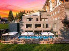 Gorski Hotel & Spa, отель в Копаонике