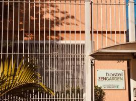 Zen Garden Hostel Mirandópolis, hostel in Sao Paulo