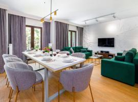 Apartamenty Sun & Snow Resort, apartment in Szklarska Poręba