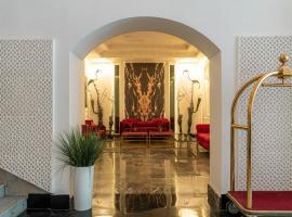 Hotel Majestic, hotel in Casablanca