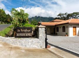 Inn The Coffeepot - Boutique Hotel, hotel in Boquete