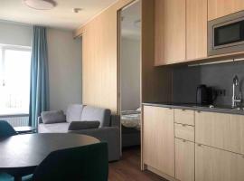 1,5 Zimmer Apartment über den Wolken, budget hotel in Berlin