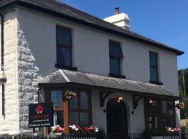 Y Llew Coch, hotel in Conwy