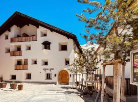 Arsa Lodge Silvaplana, hotel in Silvaplana