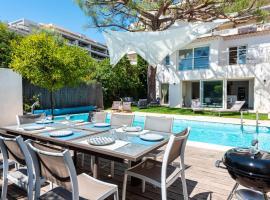 La Villa fleurie, holiday home in Nice