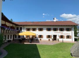 Gästehaus am Graben, Hotel in der Nähe von: Burgenwelt Ehrenberg, Reutte