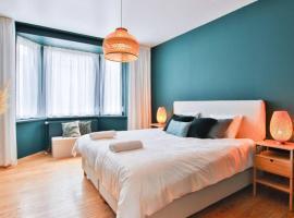 Logement L'échasseur à Jambes (NAMUR), apartment in Namur