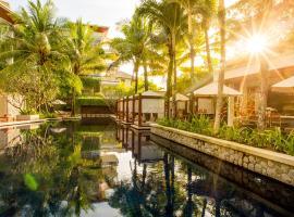 The Chava Resort, hotel in Surin Beach
